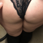 Lacey panties
