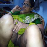 Indian grandmother pussy
